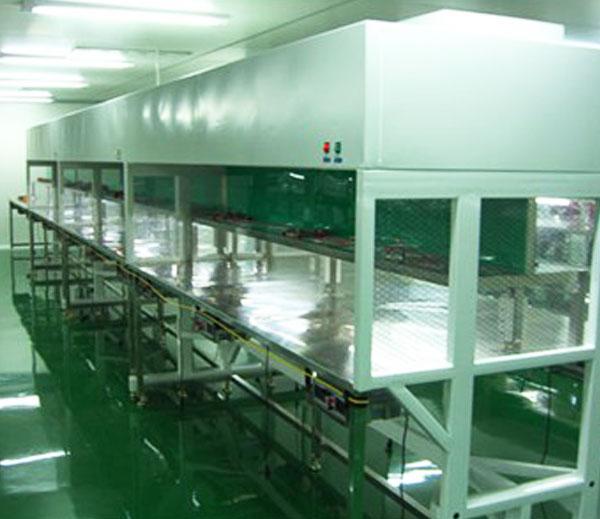 垂直净化百级工作台