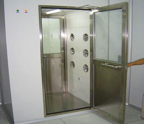 风淋室的环境控制及日常养护
