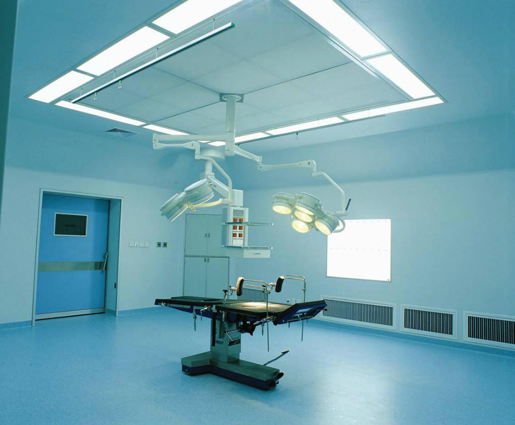 医院洁净室的运行管理